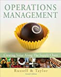 img - for by Bernard W. Taylor,by Roberta S. Russell Operations Management: Creating Value Along the Supply Chain(text only)7th (Seventh) edition[Hardcover]2010 book / textbook / text book