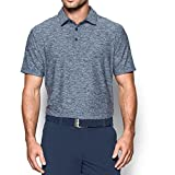 Under Armour Men's Playoff Polo, Academy/Academy, Small