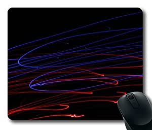 Design Mouse Pad Desktop Laptop Mousepads Stripes In The Dark Comfortable Office Mouse Pad Mat Cute Gaming Mouse Pad by runtopwell