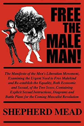 an analysis of the male liberation movement The earth liberation front: a movement analysis the earth liberation front is a radical environmental  likely be filled by a caucasian male between.