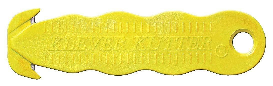 Box Cutter, Klever Kutter, 100/Pack by Klever Kutter