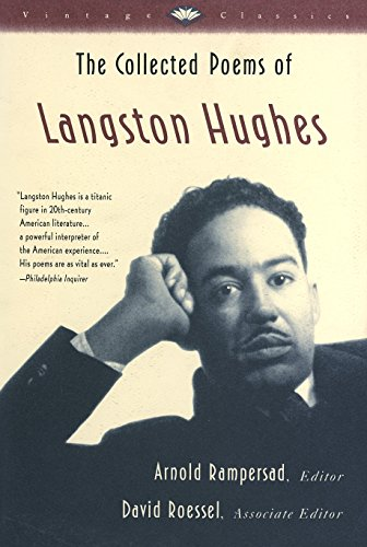 Books : The Collected Poems of Langston Hughes (Vintage Classics)