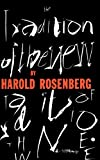 Tradition of the New, Harold Rosenberg, 0306805960