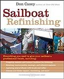 : Sailboat Refinishing (International Marine Sailboat Library)