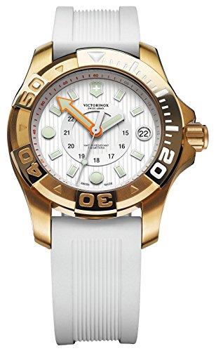 Victorinox 249057 Swiss Army Dive Master 500 White Dial W...
