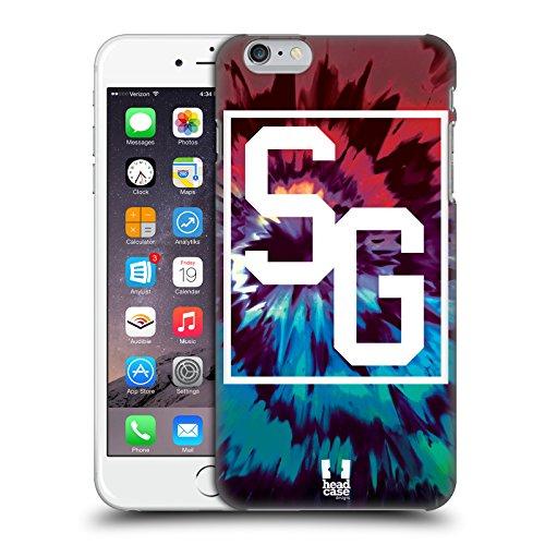 Head Case Designs Singapore Città Della Moda Cover Retro Rigida per Apple iPhone 6 Plus / 6s Plus