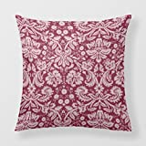 Lightinglife Cotton Cushion Cover Pattern Cushion Cover For Sofa Pillow Shower Couples Cushion Cover 16 X 16