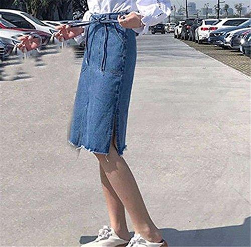 Lady Demi en Vrac De Robe avec Une YUCH Blue Jupe d0qxnwWt