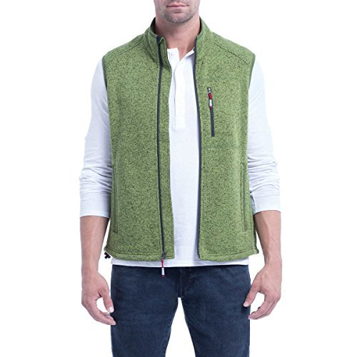 (Orvis Mens Sweater Fleece Vest (2XL,)