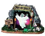 Lemax Spooky Town Cave of Skulls