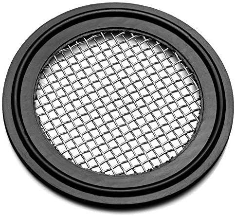 BEST VALUE VACS 3 inch Buna-N 10 Mesh Gasket 2000 Micron