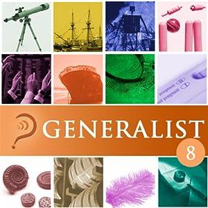 Generalist, Volume 8 Audiobook