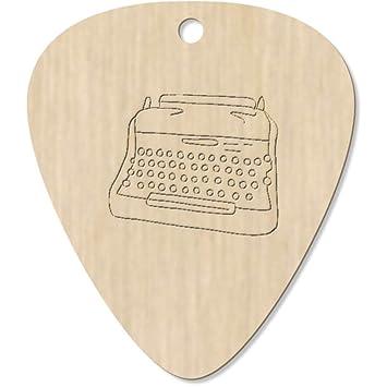 Azeeda 7 x Máquina de Escribir Guitarra Púa (GP00018564)