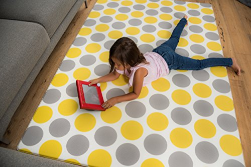 Baby Play Mat – For Babies, Toddlers and Kids – Protect Your Child With This Stylish Soft Play Rug – Attractive, Modern and Sophisticated Design – Tested to Rigorous Safety Standards by Tregolden (Image #5)
