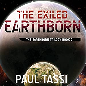 The Exiled Earthborn Hörbuch