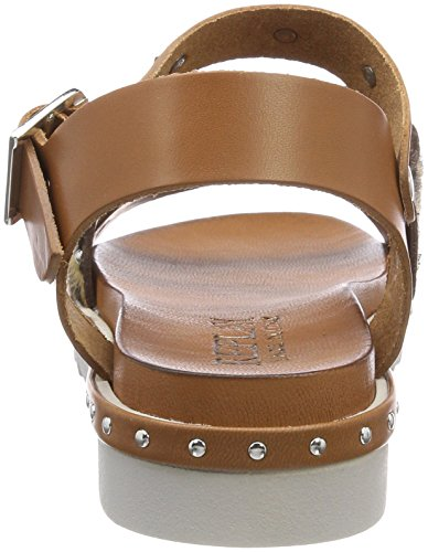 Marron Brown Replay Bride Arrière Irme Femme Sandales APPqgwB