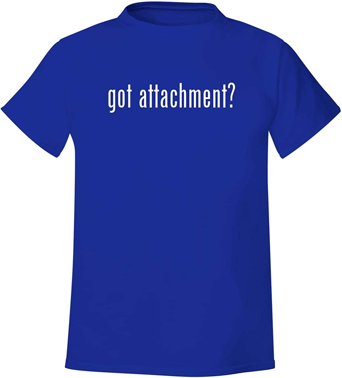 got attachment? - Men's Soft & Comfortable T-Shirt