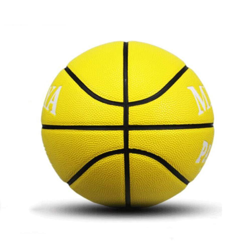 Sxuefang Baloncesto Resistente al Desgaste de Cuero Suave de Cuero ...