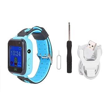 Mootea Kid Smartwatch Smart Children Watch Reloj Impermeable ...