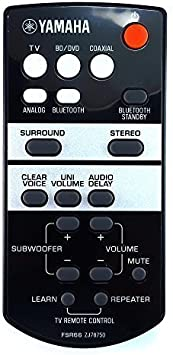Yamaha Yas 103 Soundbar Fernbedienung Originalprodukt Elektronik