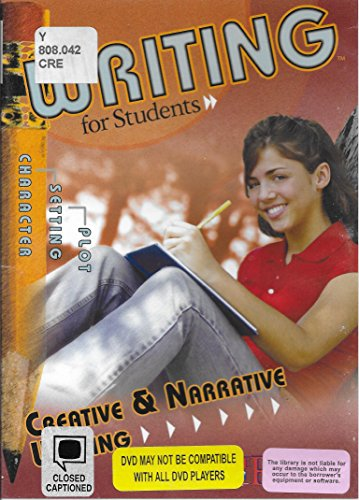 Creative and Narrative Writing for Students From Fiction to Nonfiction Short Stories to Poems to Memoirs