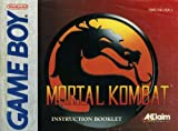 Mortal Kombat GB Instruction Booklet (Game Boy Manual Only) (Nintendo Game Boy Manual)