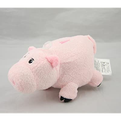 Disney Story Hamm Pig Plush Doll: Toys & Games