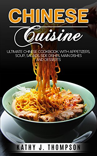 Chinese Cuisine Ultimate Cookbook Appetizers ebook product image
