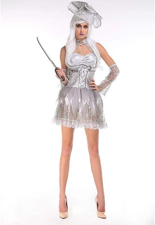 Sttsale Disfraz Halloween, Disfraz de Halloween Vampiro Demonio ...