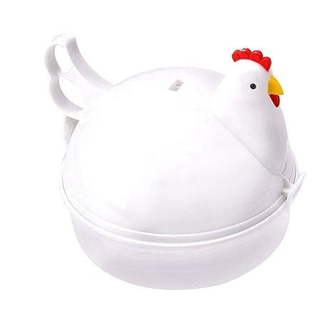 Amazon.com: Jree Cocina de huevos de microondas, caldera de ...