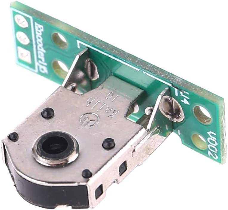 Geesy Mouse Wheel Encoder Decoder Mouse Middle Key Board Scroll Board Compatible with Logitech G403 G703 Mouse