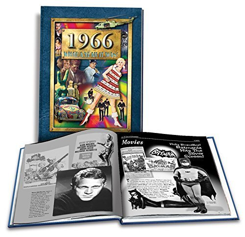 1966 What a Year it Was: Great Birthday or Anniversary Idea pdf
