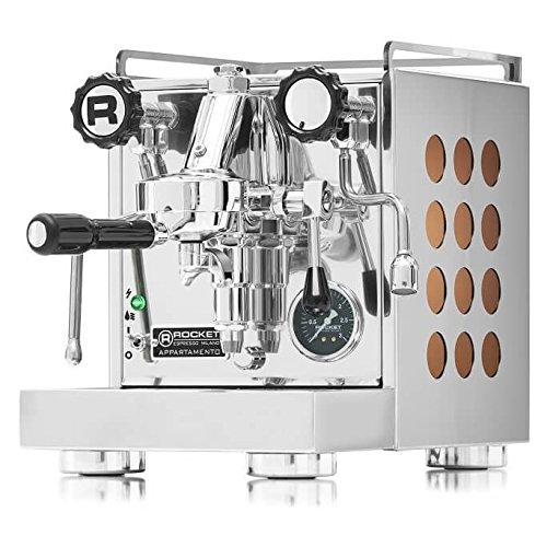 Rocket Espresso | Appartamento | Espressomaschine | Kupfer: Amazon ...