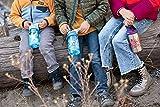 Eddy Kids .4L Holiday Water Bottle, Snow Plow