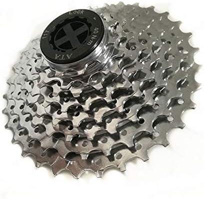 Cassette de bicicleta Ajuste de 24 velocidades for bicicleta de ...