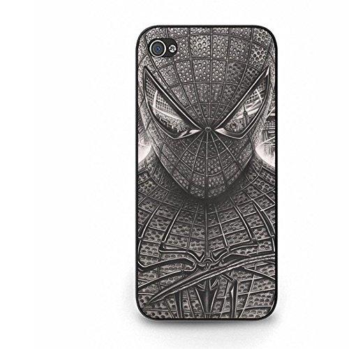 Cool Personality Spider Man Phone Case Fantastic Phone Cover for Coque iphone 5 5s,Cas De Téléphone