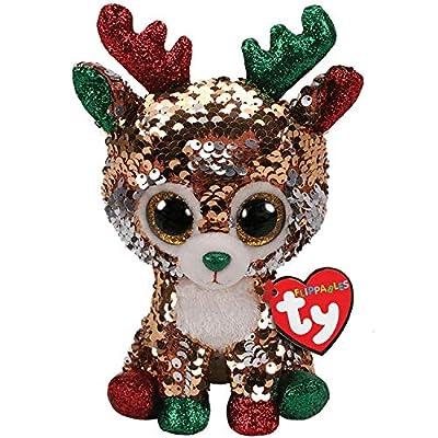 Ty Tegan - Reindeer Sequin reg: Toys & Games