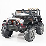 Best BMW Car For Kids With Remotes - Real 4X4 Off Road 12v Jeep Wrangler Style Review