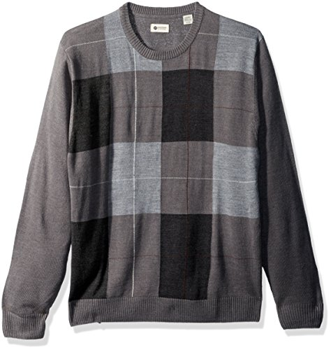 Acrylic Crewneck Sweater - 2