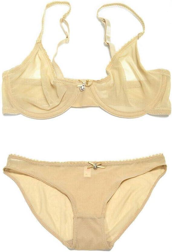 Vassarette Women/'s Bra Strappy Push Up Back Reveal Underwire Black Size34B New
