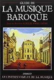 img - for Guide de la musique baroque book / textbook / text book