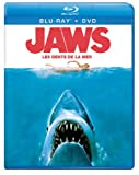 Jaws (1975) (Universal's 100th Anniversary Edition) [Blu-ray + DVD] (Bilingual)
