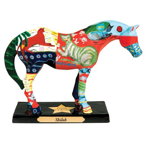 Enesco Trail of Painted Ponies Shiloh Pony Figurine 6-Inch