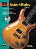Basix Scales and Modes for Guitar, Steve Hall and Ron Manus, 0882847198