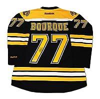 Raymond Bourque Autographed Black Boston Bruins Jersey
