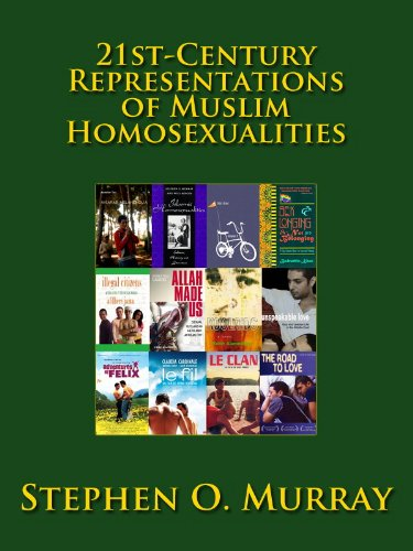 Homosexualities stephen o murray