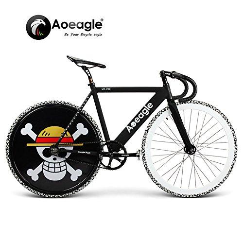 700C Cool Fixed Gear Bike, Road Bike, Racing Bike, Flash ... Cool Road Bike Accessories