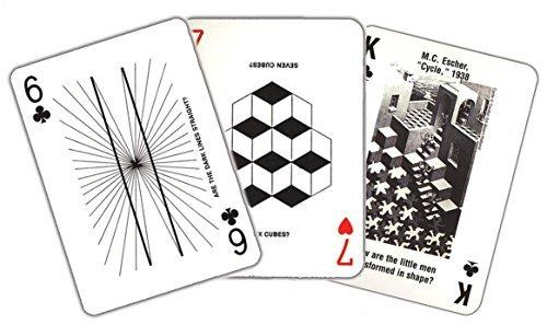 Optical Illusion Card Deck (Playing Optical Card Illusions)