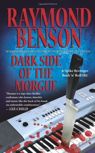 book cover of Dark Side of the Morgue
