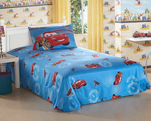 CASA Children cotton series Lightning McQueen duvet cover &